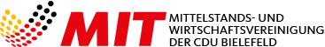 Logo der Mittelstands- und Wirtschaftsvereinigung der CDU Bielefeld